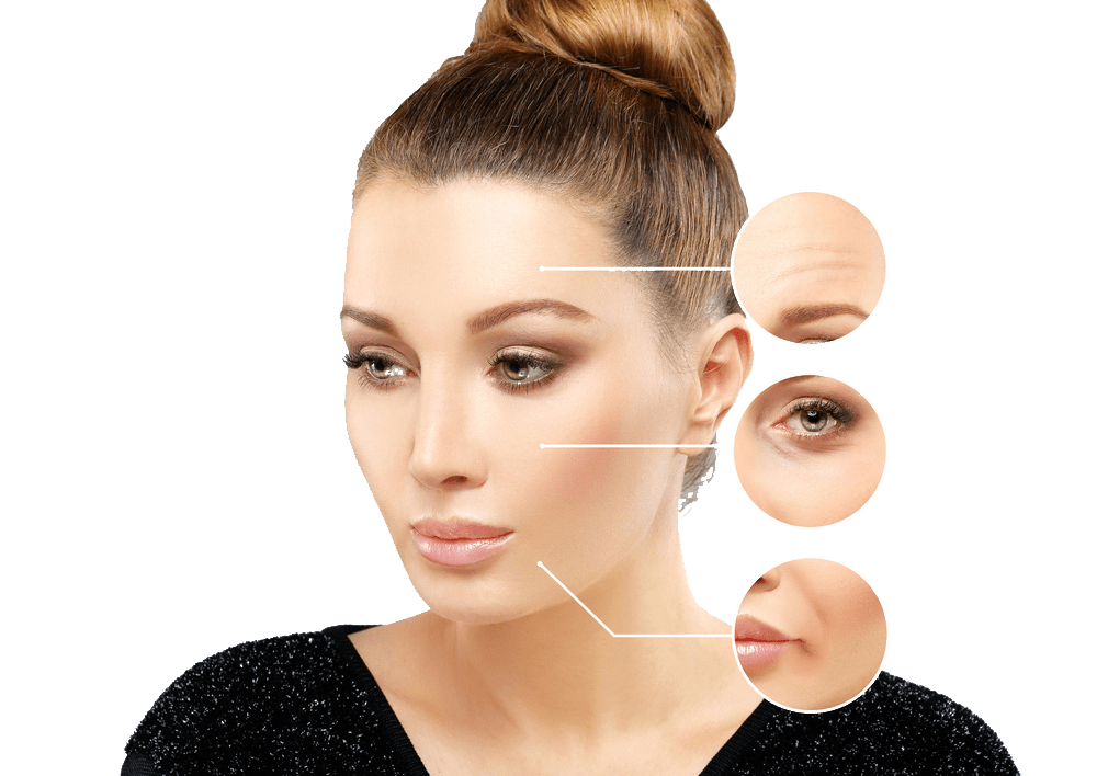 botox treatable wrinkles